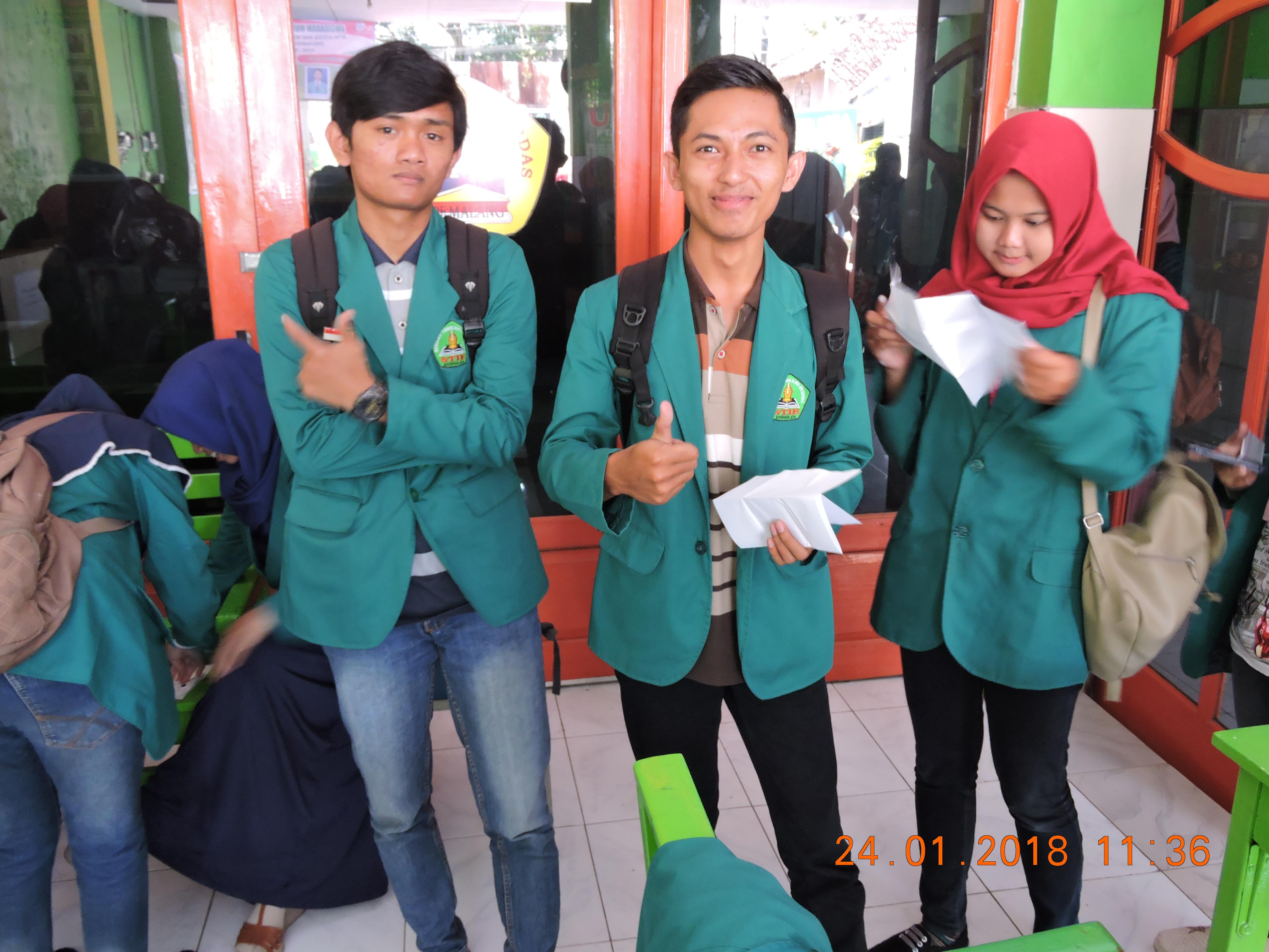 Pemilu BEM DPM 24 januari 18